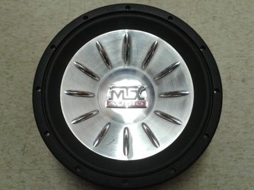 MTX 15 Car Subwoofer T8154AB000083XL0