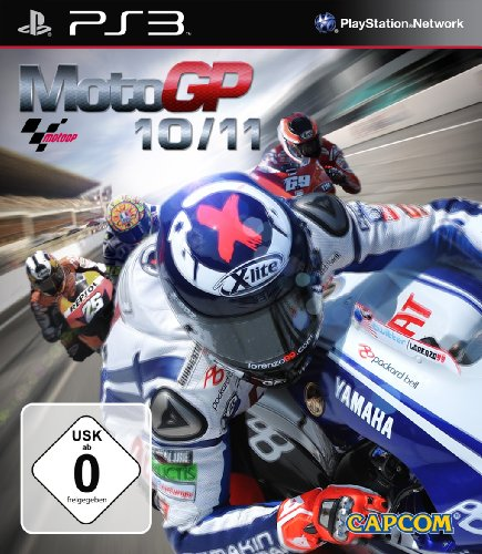 Moto GP 10/11