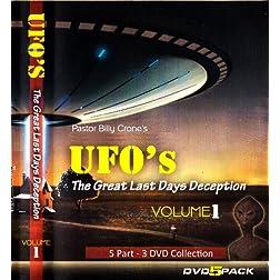 UFO's: Great Last Days' Deception