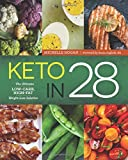 img - for Keto in 28: The Ultimate Low-Carb, High-Fat Weight-Loss Solution book / textbook / text book