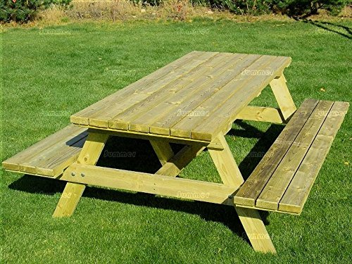 Wondrous Get Cheap 6Ft Wooden Picnic Table Buy Cheap Benches Pabps2019 Chair Design Images Pabps2019Com