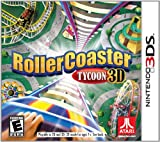 Rollercoaster Tycoon - Nintendo 3DS