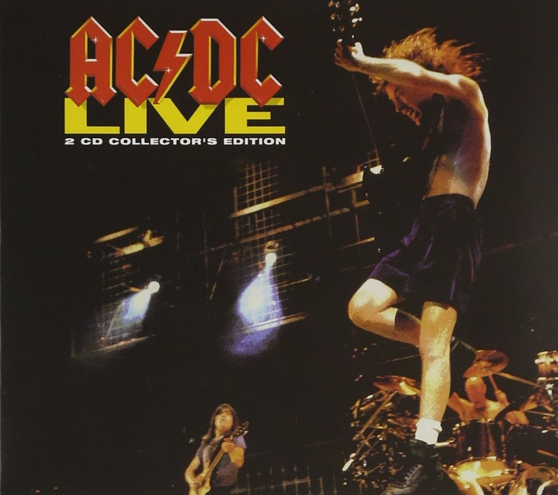 Amazon.com: AC/DC: AC/DC Live: