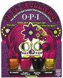 OPI - SO SO Skullicious 4 Mini Bottles Set