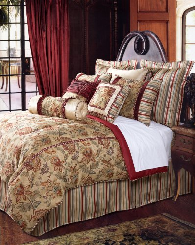 Jennifer Taylor 4 Pcs Comforter Set DEMPSEY Collection