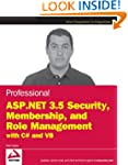 Professional ASP.NET 3.5 Security, Me...