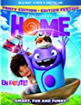 Home (Bilingual) [Blu-ray + DVD]