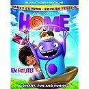 Home (Bilingual) [Blu-ray + DVD]