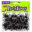 36 araign�es affreuses - Jouets Halloween - sacs � cadeaux