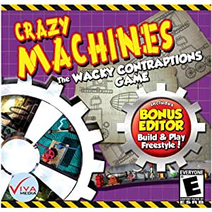 Crazy Machines 1 - The Wacky Contraptions Game [Download]