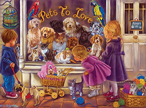 Pets to Love 1000-Piece
