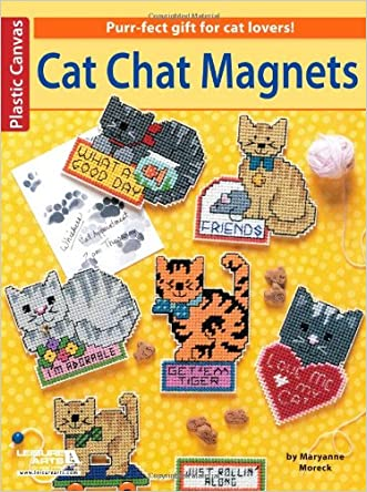 Cat Chat Magnets: Purr-fect Gift for Cat Lovers!
