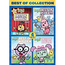 Wow! Wow! Wubbzy!: Best Of Collection