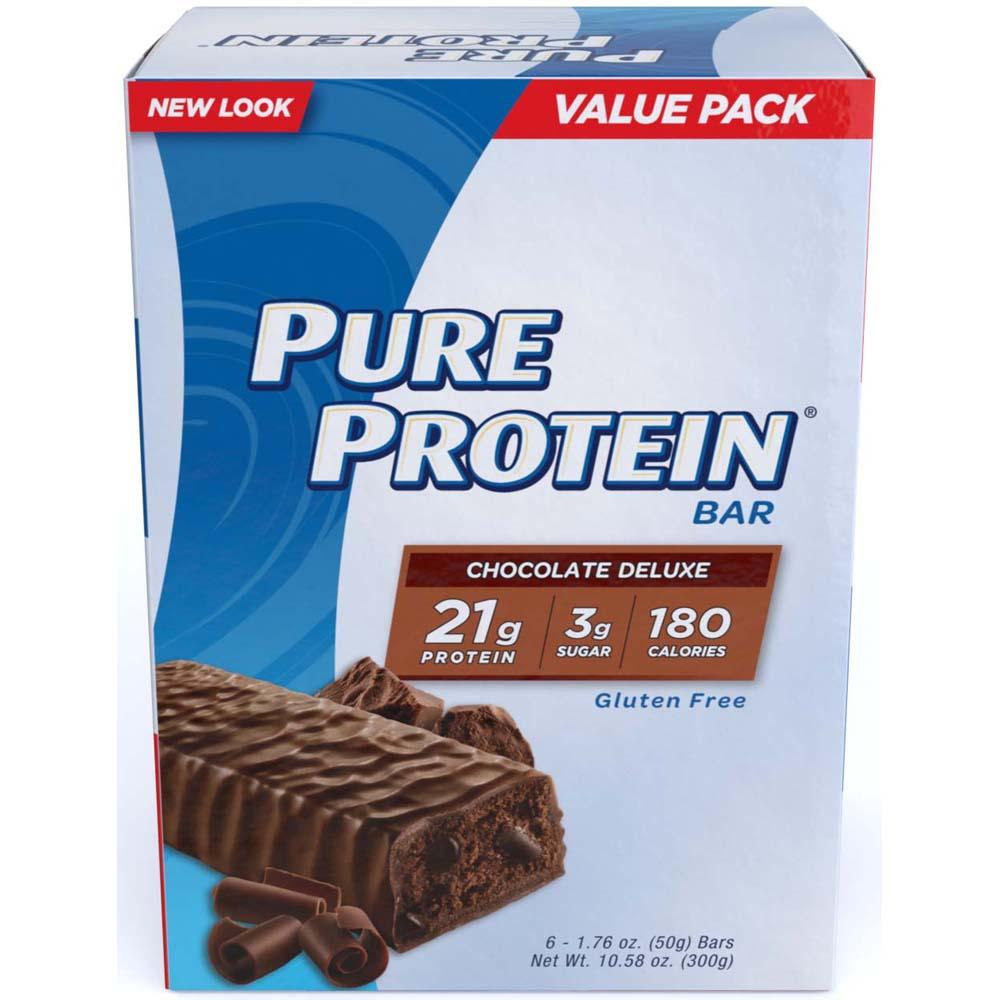 Pure Protein Chewy Chocolate Bar