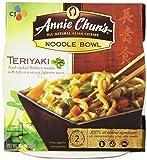 Annie Chun'S Teriyaki Noodle Bowl, 7.8-Ounce Bowls (Pack Of 6)