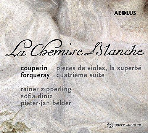 SACD : COUPERIN / ZIPPERLING / BELDER - Works For Viola Da Gamba & Harpsichord