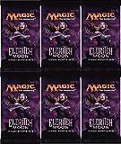 6 (Six) Packs - Magic: the Gathering - MTG: Eldritch Moon Booster Packs