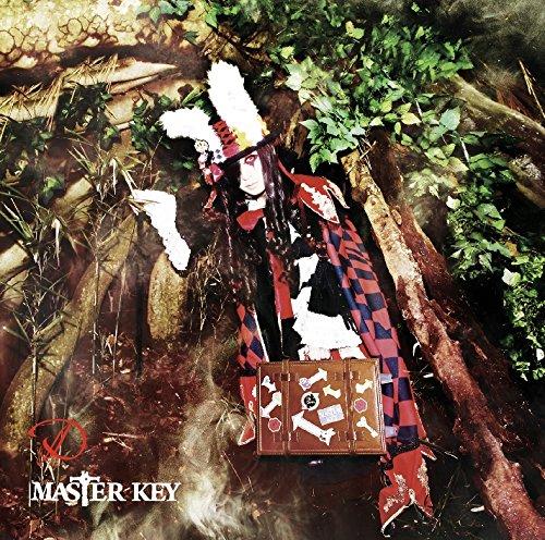 MASTER KEY(限定盤A-TYPE)(DVD付)