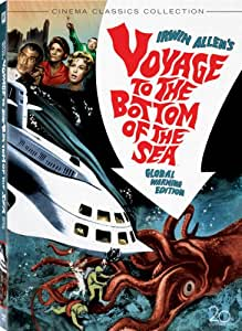 Voyage to the Bottom of the Sea (Global Warming Edition) (Bilingual) [Import]