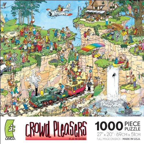 Cheap Ceaco Crowd Pleasers – Golf Course (B004TVIWB0)