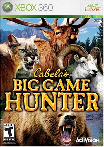 Cabela's Big Game Hunter lucky john croco spoon big game mission 24гр 004