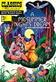 img - for A Midsummer Night's Dream (with panel zoom) - Classics Illustrated book / textbook / text book