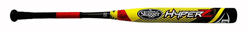 Louisville Slugger SBHZ16S Slow Pitch Hyper Z Senior Softball Baseball Bat, 34
