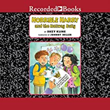 Horrible Harry and the Hallway Bully (       UNABRIDGED) by Suzy Kline Narrated by Johnny Heller