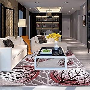 Ustide new polypropylene living room rug big for Living room 4x5