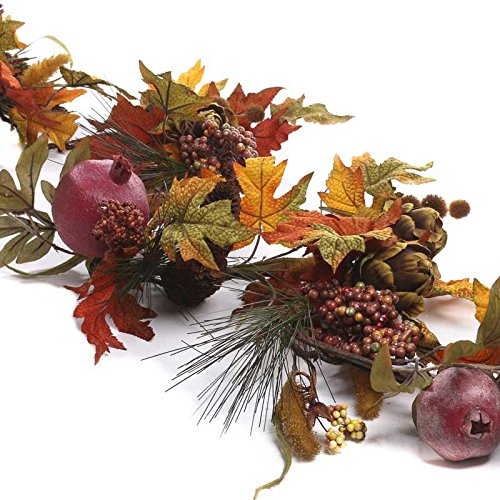 factory-direct-craft-plentiful-artificial-harvests-bounty-fruit-and-foliage-garland-for-holiday-and-