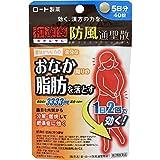 【第2類医薬品】新・ロート防風通聖散錠T 40錠