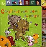 """Afficher """"Comptines pour jeux de doigts"""""""