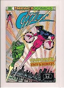 COMET #5 (IMPACT Comics)