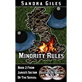 Minority Rules (Collision Of Worlds (Jared))by Sandra Giles