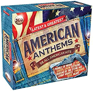 Latest & Greatest American Anthems