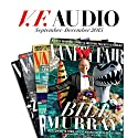 Vanity Fair: September-December 2015 Issue Newspaper / Magazine by  Vanity Fair Narrated by  full cast