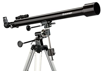 Celestron Telescopio AC 60//700 PowerSeeker 60 AZ