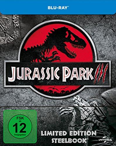 Jurassic Park 3 - Steelbook [Blu-ray] [Limited Edition] hier kaufen