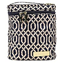 Ju-Ju-Be Legacy Nautical Collection Fuel Cell Insulated Bottle and Lunch Bag, The Navigator