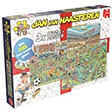Jan van Haasteren - World Championship Football Jigsaw Puzzles in a Box
