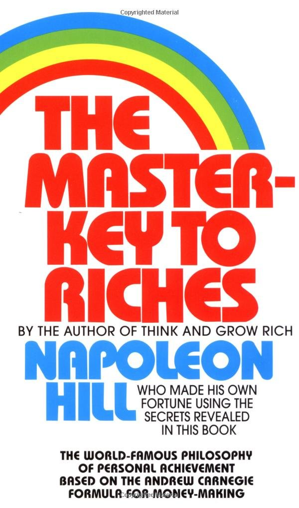 the master key to riches napoleon hill pdf