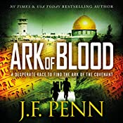 Stone of Fire: An ARKANE Thriller, Book 1 | [J. F. Penn]