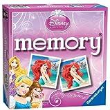 "Ravensburger 22207 - Kinderspiel Disney Princess memory"""