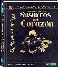 Susurros Del Corazón Combo Edición Deluxe [Blu-ray]