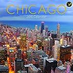 2016 Chicago Wall Calendar