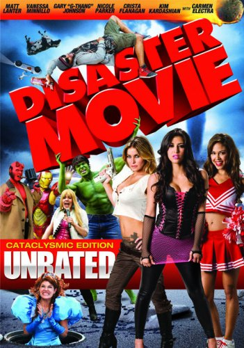 Disaster Movie / Нереальный блокбастер (2008)