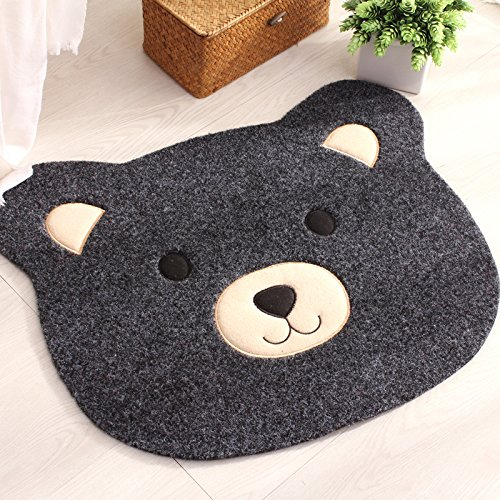 Best Black Bear Bathroom Accessories and Sets - Decor