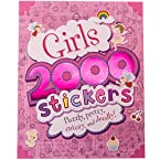 Girls 2000 Sticker Book