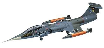 "Hasegawa Hapt40Echelle 1/48Modèle ""Tf-104g Starfighter"" Kits de construction"