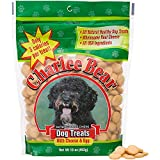Charlee Bear Dog Treat, 16-Ounce, Cheese/Egg